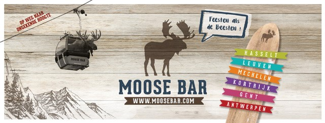 DJ Moose bar